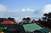 Voila ! [EXPLORE] (eyenamic) Tags: mountain sky peak snowpeak hills himalaya sandakphu kanchenjunga trekking trek sandakphutrek india nepal nikon d5100