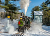 Merry Christmas from Maine! (kdmadore) Tags: wwf victorianchristmas maine 2foot railroad steamlocomotive train alna wwfry steam christmas wiscasset narrowgauge