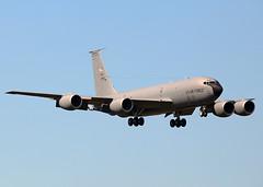 80100 Boeing KC-135R Stratotanker US Air Force (Keith B Pics) Tags: 80100 kc125 amc 92arw 141arw usaf boeing 58100 mildenhall egun mhz kc135r