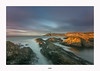 Lights... (Canconio59) Tags: landscape sea sky nubes clouds sunset atardecer meiras galicia españa spain largaexposición longexposure