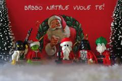 Santa Claus wants you ... (filipposartoris) Tags: snow ice natale lego blocks brick albero orso neve christmas santa claus north pole xmas