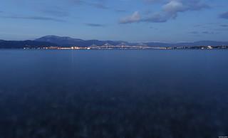 Rion antirrion strait