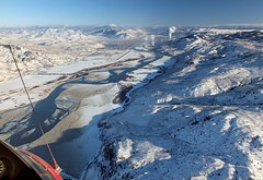 1712230023 (Jan Nademlejnsky) Tags: kamloops winterbeauty nademlejnsky airborne northwing quest gt5 hangglider trike flying ultralight southridge sandbars