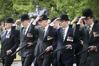 93rd Annual Parade and Service of The Combined Cavalry Old Comrades Association