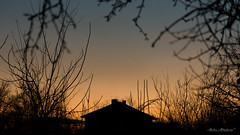 Colors of the sky (Milen Mladenov) Tags: 2017 christmas valchedram colors house houseshadow shadow shadows sky sunsetcolors