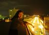 Summer in Japan (ærumna.) Tags: portrait asian red teenache teen youth youngphotographer sky mysterious urbain light night outdoor woman photo dreamy dark dream female friends girl japan journey city shizuoka cinematic