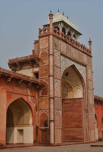 Sikandra - Nagy Akbar mauzoleuma19