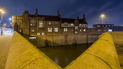 _IMG4997 Bridge Inn from Chantry Bridge Rotherham (Pete.L .Hawkins Photography) Tags: thechapelofourladyonthebridge rotherham hd pentaxd fa 1530mm f28 ed sdm wr