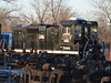Part Train, Part truck (ShayNo7) Tags: nre nrex 7004 genset scania dixmoor