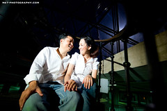Thailand Assumption University Engagement Session (NET-Photography | Thailand Photographer) Tags: 1424mm 1424mmf28 1600 2011 abac camera coule d3s f28 iso iso1600 netphotography nikon np photographer ple prewedding prenup prenuptial professional service shin thailand weddingcouple bangna samutprakan th