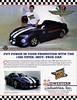1996 Dodge Viper Indy Pace Car Replica (aldenjewell) Tags: 1996 dodge viper indy indianapolis 500 pace car replica kiddie midwestern industries flyer brochure