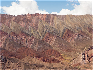 Sierra de Hornocal (Humahuaca)