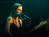Beautifully Unconventional (alexfossett) Tags: wolfalice ellierowsell newslang banquetrecords live music kingston upon thames olympus omd em5 wowzas green thats beautifully unconventional