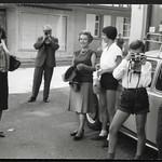 Archiv O556 Foto- und Filmenthusiasten in