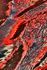 Pour une année flamboyante (tableaux.imaginaires) Tags: tableauimaginaire reflection reflet reflessi reflejos reflexion reflets abstract abstrait water eau mer sea rouge red flamboyante flamboyant