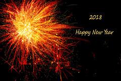 Welcome 2018 (JuliSonne) Tags: 2018 silvester jahreswechsel feuerwerk firework welcome yearchange