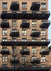 31 West 12th st - Perspective Corrected (TheMachineStops) Tags: 2014 outdoor nyc newyorkcity manhattan architecture building balconies facade windows retouched distorted distortion apartmentbuilding ventanas westvillage