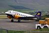 TF-NPK  AEY (airlines470) Tags: msn 13861 douglas c47a60dl skytrain dc3 icelandair aey airport akureyri ex usaf as 4330710 flugfelag islands tfish
