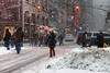 Snow storm (erichudson78) Tags: usa nyc manhattan timessquare canoneos6d canonef24105mmf4lisusm snow neige rue street town ville froid cold