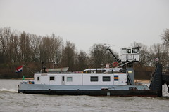 Thyra (Maurits Freijsen) Tags: thyra nieuwemaas schiedam duwboot pusher pushboat