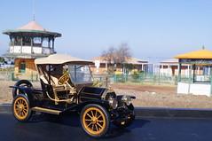 1910 Cadillac Roadster diecast 1:24 made by Franklin Mint (rigavimon) Tags: diecast miniaturas 124 1910 cadillac roadster antofagasta plazavergara
