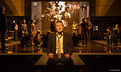 National Theatre (London) (RIEDEL Communications) Tags: riedel riedelcommunications communications mediornet artist bolero national theatre london nationaltheatre behind scenes stage network bryan cranston