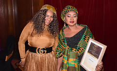 DSC_6965a Black British Entertainment Awards BBE Dec 2017 at Porchester Hall London by Jean Gasho Co Founder of BBE with Nicole from Philadelphia and Maria Lovell CEO of The Ghana Society UK and Miss Tourism Ghana UK (photographer695) Tags: black british entertainment awards bbe dec 2017 porchester hall london by jean gasho co founder nicole from philadelphia with maria lovell ceo the ghana society uk miss tourism