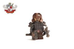 Heavy armored dwarf (Dr. Zarkow) Tags: t