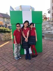 FB - Kenneth Boltz (Dublin, Ohio, USA) Tags: dublinishome social media campaign holidays christmas gift box historic dublin downtown coffman park recreation center