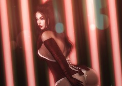 Leave It (Sadystika Sabretooth) Tags: magika narcisse maddict deetalez catwa maitreya foxcity trunkshow palegirlproductions t ttt