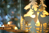 a wonderful 3rd advent to all of you (photos4dreams) Tags: dritteradvent third 3rd photos4dreams p4d photos4dreamz candle candles candlelight light xmas weihnachten christmas holzschnitzarbeit deer rehe