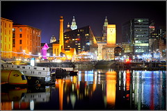 Photo of City of Liverpool (View across the Salthouse Dock) 15th December 2017