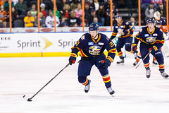 "Kansas City Mavericks vs. Colorado Eagles, December 16, 2017, Silverstein Eye Centers Arena, Independence, Missouri.  Photo: © John Howe / Howe Creative Photography, all rights reserved 2017. • <a style=""font-size:0.8em;"" href=""http://www.flickr.com/photos/134016632@N02/38428187784/"" target=""_blank"">View on Flickr</a>"