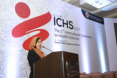 Dr.rer.nat. Triana Hertiani, M.Si., Apt. (International Conference on Health Sciences) Tags: international health sciences ichs 2017 yogyakarta indonesia eastparc universitas gadjah mada bpp ugm badan penerbit publikasi medicine medical research researcher speaker emerging reemerging infectious disease tropical neglected sexually transmitted drug resistance technology clinical presentation conference annual ichs2017