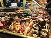 Christmas temptation (Leo.S.Pereira) Tags: stjosep laboqueria market snowman santa chocolate
