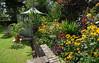 Ham Cottage Open Garden - Highbrook, Sussex (Mark Wordy) Tags: hamcottage highbrook westsussex opengarden ngs nationalgardenscheme summerhouse flowers rudbeckia