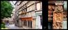 vieille maison St Brieuc Hotel des Ducs de Bretagne © (philippedaniele) Tags: saintbrieuc vieillesmaisons colombages encorbellement bois sculptures