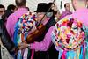 Panda de Verdiales (quinoal) Tags: 6357 fiestamayordeverdiales verdiales tradición folklore cante baile pandadeverdiales violín cintas lazos sombrero flores quino quinoal puertodelatorre málaga tonto fiesta fiestero