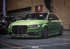KULTURSCHOCK 2017 (JAYJOE.MEDIA) Tags: audi a3 low lower lowered lowlife stance stanced bagged airride static slammed wheelhwhore fitment