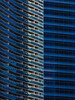 Rooms (Steve Taylor (Photography)) Tags: apartment architecture building office window blue glass asia city singapore pattern sunny sunshine