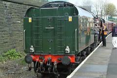 BURY 170405 71000 (SIMON A W BEESTON) Tags: elr bury eastlancashirerailway 8p dukeofgloucester 71000