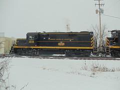 DSC00938 (mistersnoozer) Tags: lal alco rs36 c425 shortline train railroad locomotive