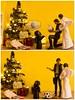 Merry Christmas (Sabrina Franzoni) Tags: starwars disney kylo ren sadkylo leia hansolo movie figure toyart toyphotography bandai shfiguarts hasbro collection japan family christmas trooper vader