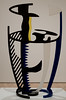Roy Lichtenstein, Glass II, 1976 6/26/17 #sfmoma (Sharon Mollerus) Tags: sfmoma sanfranciscomuseumofmodernart sanfrancisco california unitedstates us