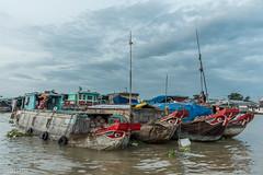 (zwierzory) Tags: wietnam vietnam mekong mekongdelta floatingmarket floatingmarkets