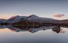 Lochan na h-Achlaise (raymond_carruthers) Tags: lochannahachlaise scotland winter argyllbute reflections lochs rannochmoor blackmount sunsetcolours mountains sunset
