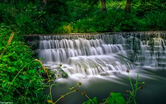 Waterfall - 4232 (YᗩSᗰIᘉᗴ HᗴᘉS +12 000 000 thx❀) Tags: cascade water waterscape waterfall nature green jausse longexposure belgium belgique bel be bélgica europa europe eu hensyasmine yasminehens it