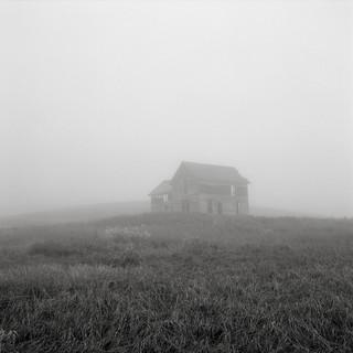 Abandoned Farmhouse, Eastern Washington