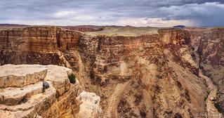 Little Colorado River Gorge, Navajo Tribal Park. Arizona