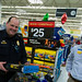 Cops take kids on Christmas shopping spree